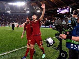"""因縁の相手リバプールとのCL準決勝。ローマは""""34年前の汚点""""を消せるか。"""