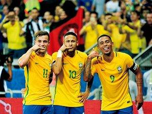 <W杯南米予選も佳境へ>ブラジル&アルゼンチン「強国の明暗」