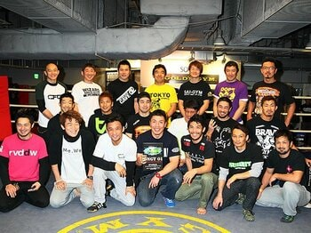 "Doスポーツとしての格闘技の可能性。再メジャー化へ向けた""百年構想""。 <Number Web> photograph by Susumu Nagao"