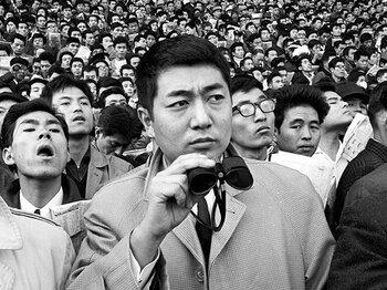 寺山修司、没後30年に思う――。競馬を愛した偉人が残したもの。<Number Web> photograph by Motohisa Ando