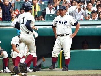 甲子園、プロ、そして日本代表!?高校球児の「目標」に変化の兆し。<Number Web> photograph by Hideki Sugiyama