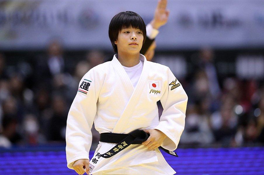 2020年へ若き女子柔道家が躍動。グランドスラム東京で光った5人。<Number Web> photograph by AFLO