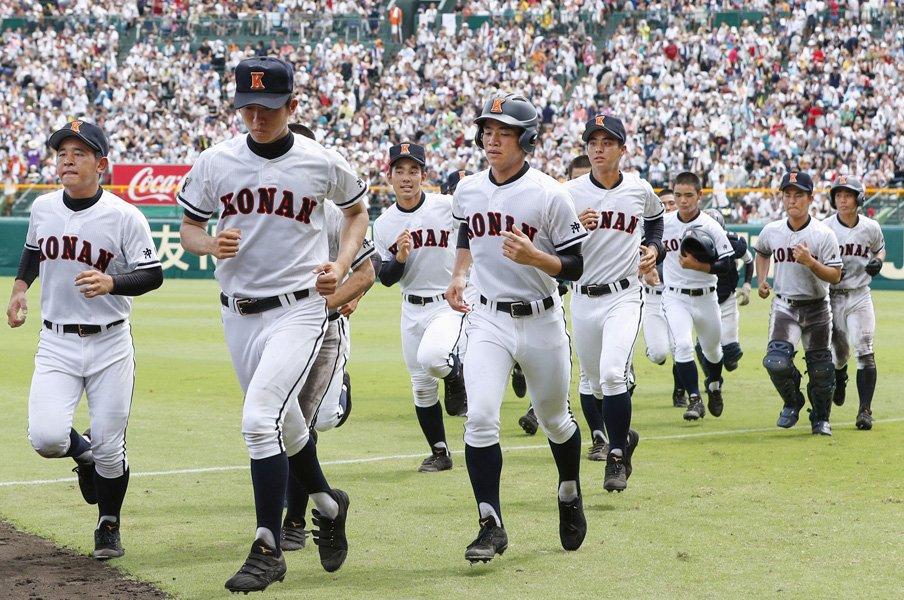「島袋洋奨も高2は甲子園で負けた」興南が0-7敗戦から得た教訓とは。<Number Web> photograph by Kyodo News