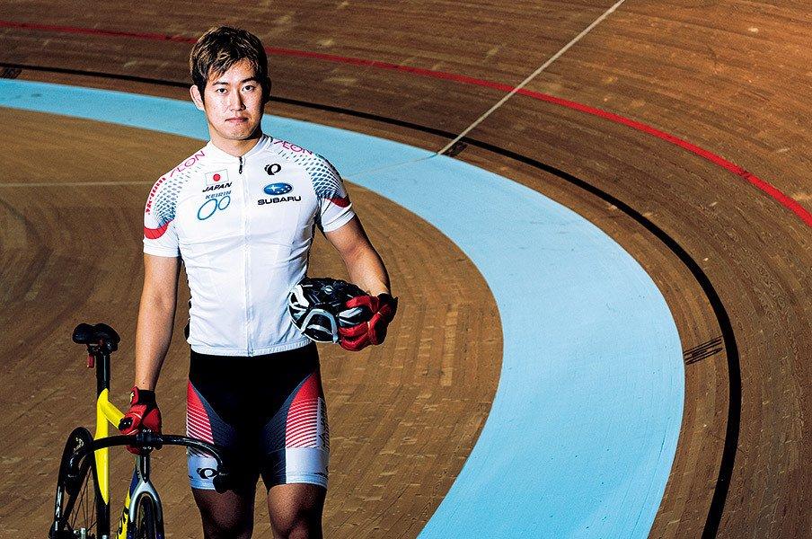 脇本雄太(リオ五輪 ケイリン日本代表)「競輪界の未来を背負い、渾身の力を!」<Number Web> photograph by Tetsuya Ito