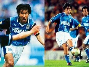 <日本サッカーの理想形>名波浩「泥臭さと華麗さと」2001/2002 ジュビロ磐田