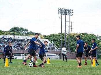 西野ジャパンになっての雰囲気は?合宿中の選手たちに聞いてみた。<Number Web> photograph by Kiichi Matsumoto