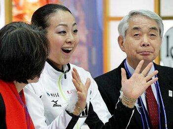 日本女子、10年ぶりの表彰台独占。フィギュア四大陸の奮闘を追った!<Number Web> photograph by AP/AFLO