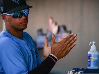 新型コロナウイルスと開幕延期。アメリカ野球の復元力に期待する。<Number Web> photograph by Getty Images