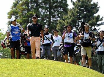 ブームを超え、成熟したゴルフ人気を!松山英樹に求められる圧倒的な強さ。 <Number Web> photograph by NIKKAN  SPORTS/AFLO