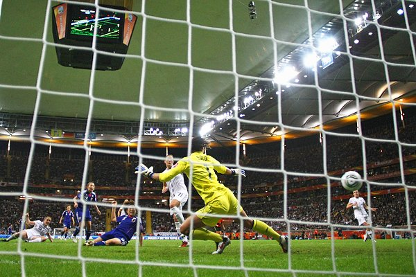サッカー女子W杯2011決勝、宮間あやの同点ゴール