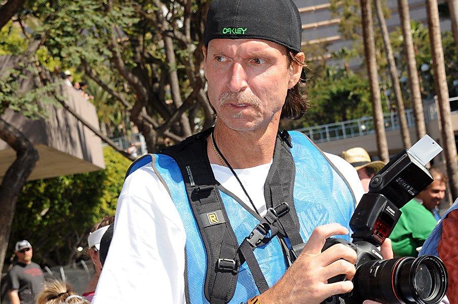 """""""写真家""""ランディ・ジョンソンも!?911の時のWシリーズ、濃厚な思い出。<Number Web> photograph by Getty Images"""