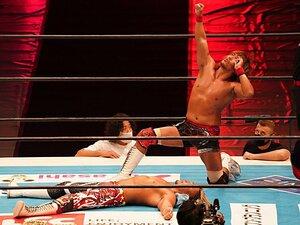 内藤哲也、3冠へG1クライマックス開幕2連勝 棚橋に「背中が遠い」と言わせた男の夢