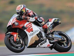 「今度こそ表彰台」「今度こそ初優勝」MotoGP4年目の中上貴晶が、奮闘およばず表彰台に届かない理由とは