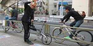 """""""チャリ通""""が気持ちいい時期に!自転車ツーキニストの東京案内。"""
