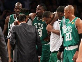 """""""最悪の夏""""を乗り越え復活したセルティックス。~NBAファイナル敗退に学んだ教訓~<Number Web> photograph by NBAE/Getty Images"""