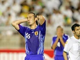 アジアカップ予選A組 VS.サウジアラビア