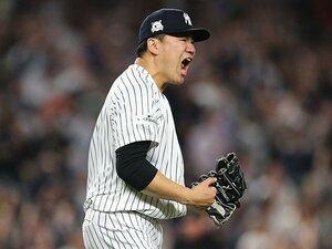 楽天の伝説からヤンキースの伝説へ……。田中将大、世界一まであと少し!