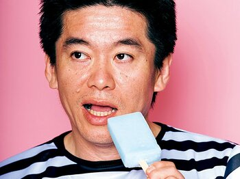 <30kg減の真相> ホリエモン、刑務所ダイエットを語る。~挫折しないためのヒント~<Number Web> photograph by Mami Yamada
