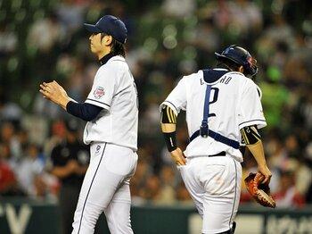 怒涛の追い上げも届かず……。埼玉西武がシーズン終盤戦に見た夢。<Number Web> photograph by Hideki Sugiyama