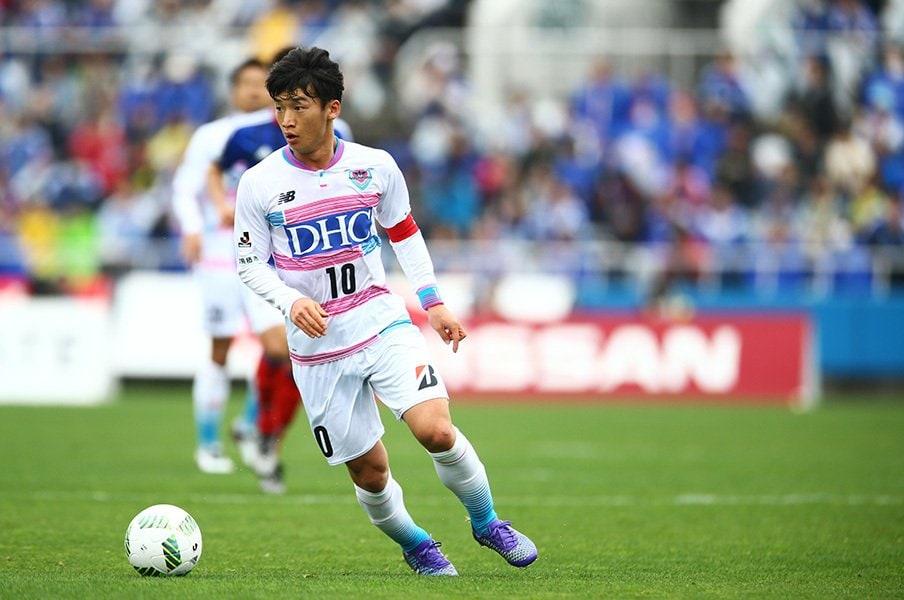 誰も知らない韓国サッカーと徴兵制度。鳥栖・金民友はなぜ日本を去ったのか。<Number Web> photograph by Kenzaburo Matsuoka/AFLO
