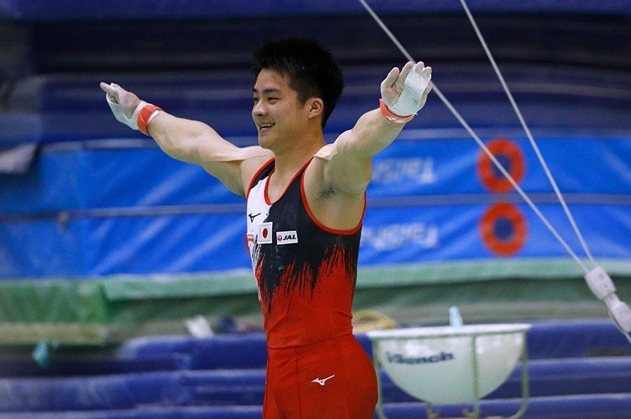 """内村、白井のいない体操ジャパン。引っ張るのは""""元補欠""""神本雄也。"""