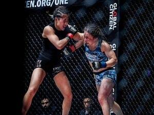 初上陸が噂されるONEで知名度を上げたV.V Mei。~アジアの女子格闘技界のトップにもっとも近い存在~