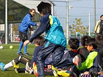 <HONDA Method> ソルティーロが本田圭佑を超える日 連載第2回 「元レアル選手の率直な一言」<Number Web> photograph by Shigeki Yamamoto