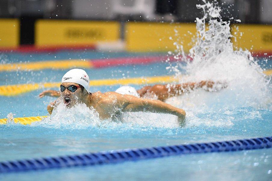 ダブルエースがパラ競泳を熱くする。木村敬一と富田宇宙のライバル物語。