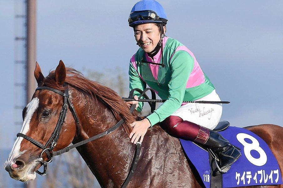 同日に3つのGI、そしてオジュウ。競馬界で起きた珍しい盛り上がり方。<Number Web> photograph by Kyodo News