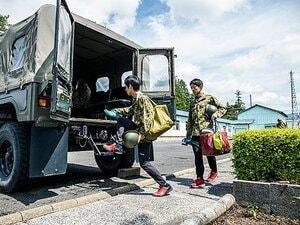 自衛隊最強の陸上部、滝ヶ原。富士山の歴史を継ぐ「軍武両道」。