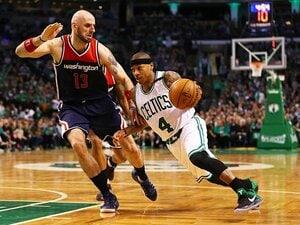 NBAプレイオフベスト8が激アツに! セルティックス対ウィザーズに大注目。