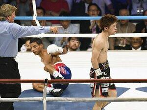 「会長、次、統一戦にして下さい!」拳闘界、異端の世界王者・田中恒成。