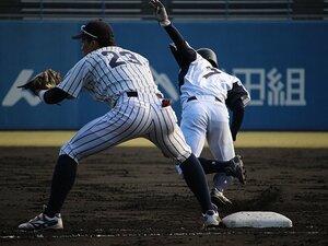 獨協大初のプロ野球選手になる?スカウトも驚く並木秀尊の「足」。