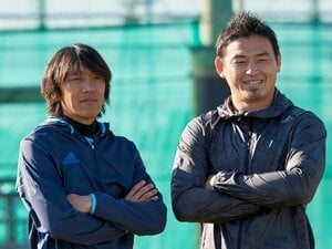 """「ハハハ。一緒ですね」日本の名キッカー・五郎丸歩と中村俊輔がお手本にしていた""""意外な競技""""とは?"""