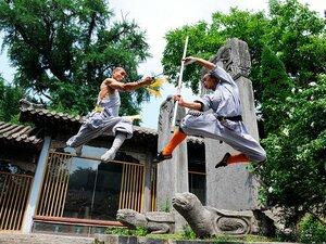 少林寺にて、武僧として生きること。3年に及ぶ撮影で目撃した超人の世界。