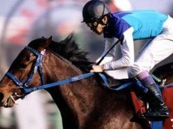 今年のクラシック戦線、武豊が騎乗する馬は。<Number Web> photograph by Masumi Seki