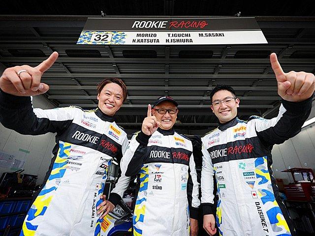 富士24時間レースで優勝 トヨタ社長・豊田章男がレース前に語った「クルマを壊せ」の真意とは?<Number Web> photograph by Noriaki Mitsuhashi/N-RAK PHOTO AGENCY