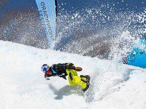 東野圭吾のスノーボードへの愛が オリンピアン達を熱くした!
