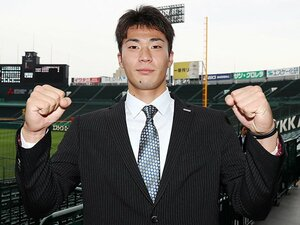 阪神8位・藤谷洸介は田中正義級!?ギータを抑えた角度と球威は本物。