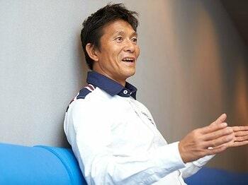 初めて明かす甲府での3年間の秘話。城福浩が語るプロヴィンチャの苦悩。<Number Web> photograph by Tadashi Shirasawa