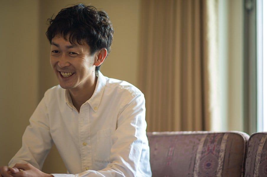 37歳の武幸四郎は父に似てきた。偉大な兄と、会って変わった印象。<Number Web> photograph by Takuya Sugiyama
