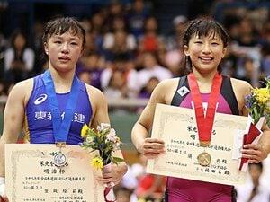 伊調馨、登坂絵莉も優勝できず……。レスリング東京五輪争いが熾烈すぎ。