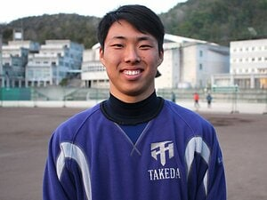 練習50分武田高、2年連続プロ入り?中学4番手からドラフト候補に成長。