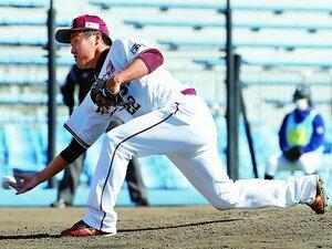 日本復帰の牧田和久がつなぐ速球派アンダースローの系譜。