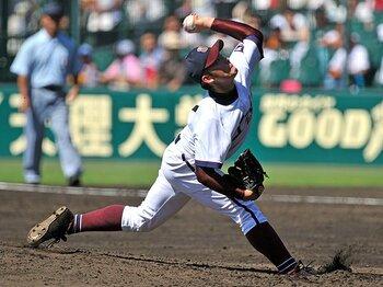 甲子園までか、プロで伸びる投手か。「的中率85%」の見極め方とは?<Number Web> photograph by Hideki Sugiyama