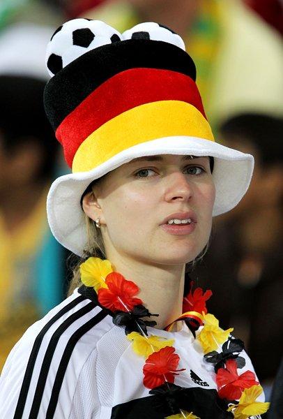 ドイツサポーター