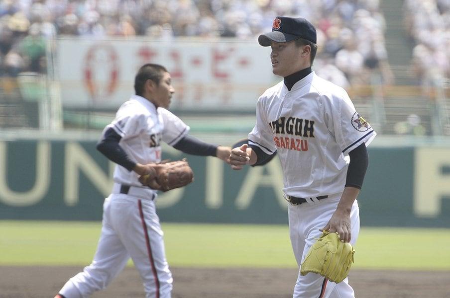 高校野球で壊れた選手が絞り出した、「楽しめたのは、高校1年が最後」。<Number Web> photograph by Kyodo News
