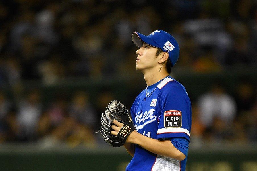 野球 イケメン 韓国