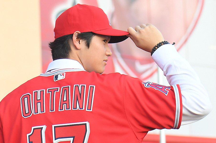 """""""二刀流""""大谷翔平より大きな目標。日本人だらけのMLBチームの夢!?<Number Web> photograph by AFLO"""