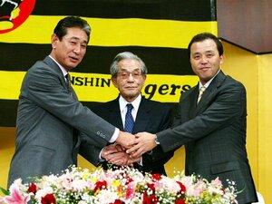 """久万・阪神元オーナーが生前語った""""情""""と""""夢""""。~「一緒に死んでやれ」の原体験~"""